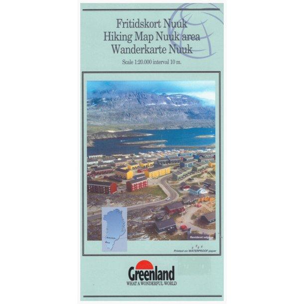 Fritidskort Nuuk